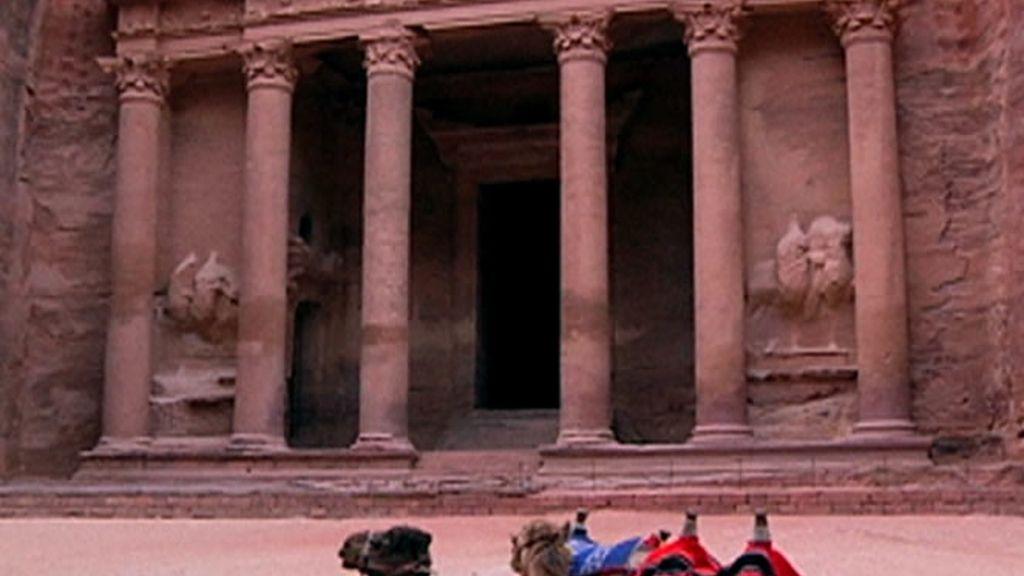 Templo en Jordania