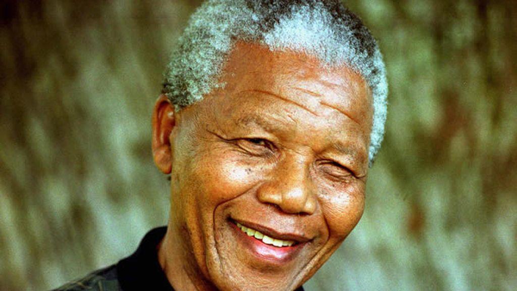 Nelson Mandela, símbolo de la libertad de Sudáfrica