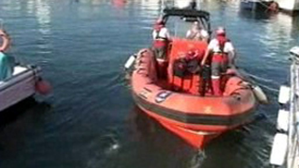 Salvamento marítimo parte para buscar a los desaparecidos