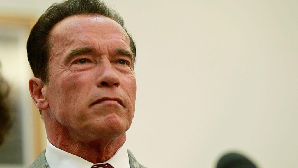 El zasca épico de Schwarzenegger defendiendo los juegos olímpicos para personas con discapacidad