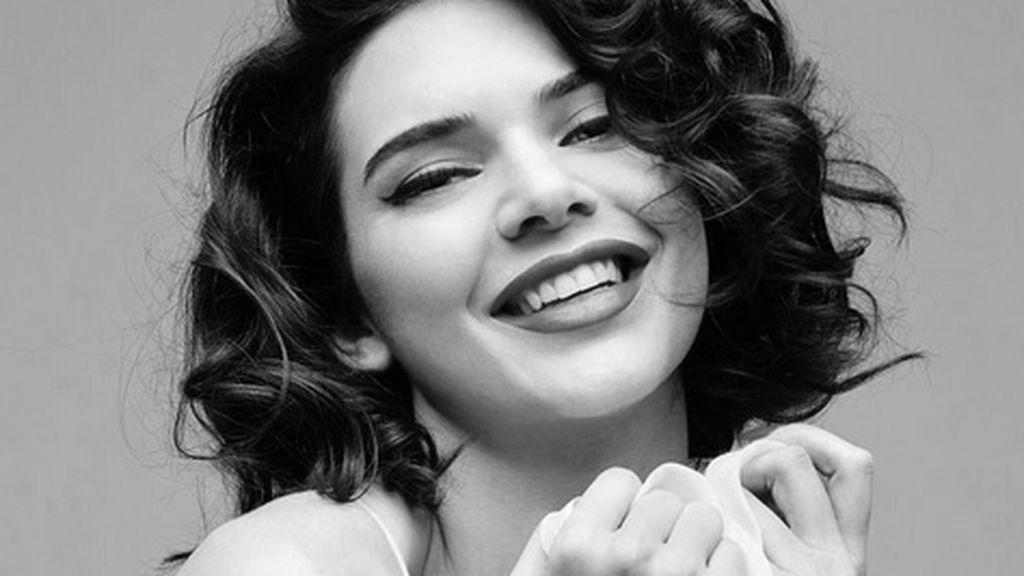 Marilyn Monroe ya no es rubia: así de bien la versiona Kendall Jenner de morena