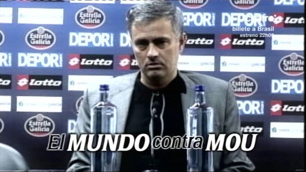 """Mourinho: """"Se ríen de nosotros con el calendario"""""""