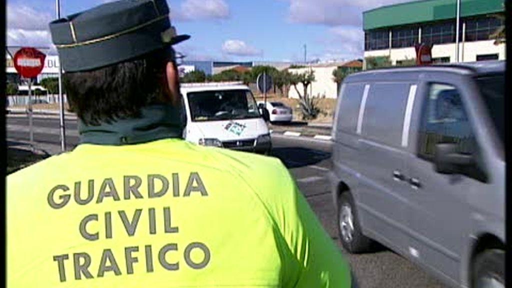 Campaña contra el uso del móvil al volante