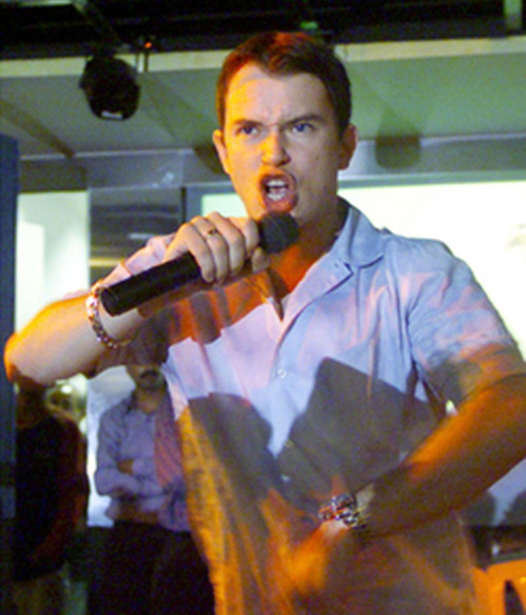 Fallece Stephen Gately, cantante de Boyzone.