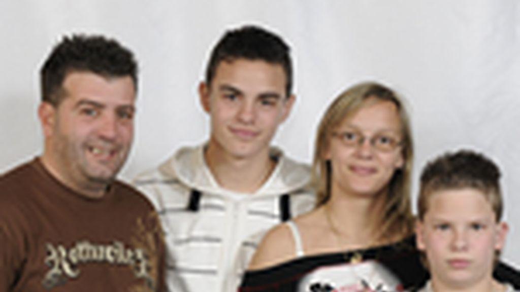 familia Recuero