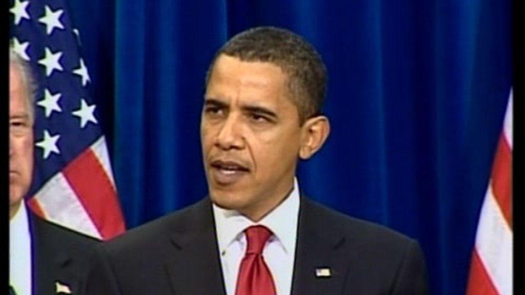 Los detractores de Obama