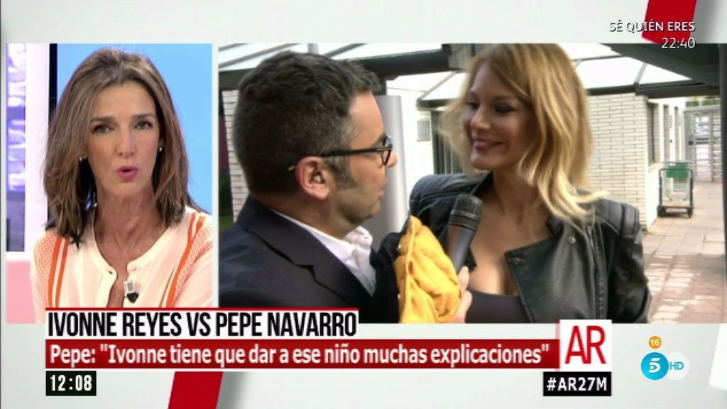 """El contraataque de Ivonne: """"Demandará también a un miembro de la familia Navarro"""""""