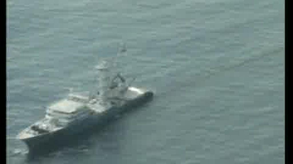 Ataque a un atunero vasco en aguas del Índico