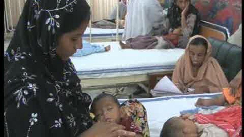 Pakistán, enfermo
