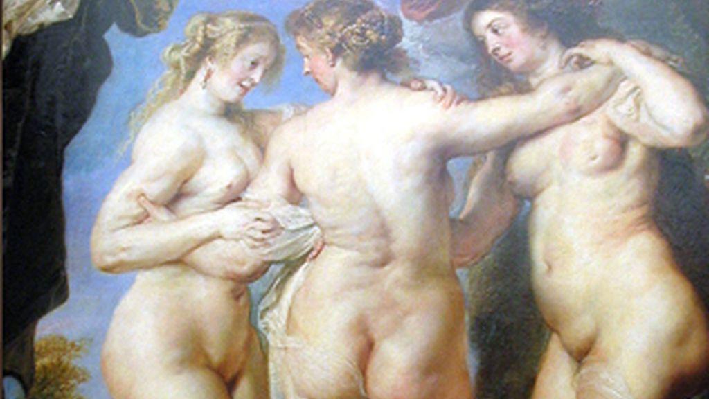 Rubens llega a El Prado