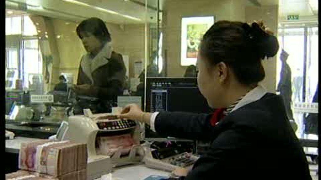 La economía china crece un 8,9 por ciento en el tercer trimestre