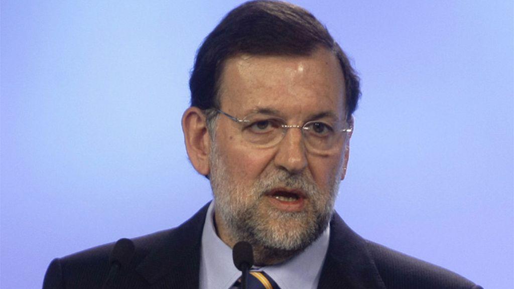 Rajoy rechaza los Presupuestos