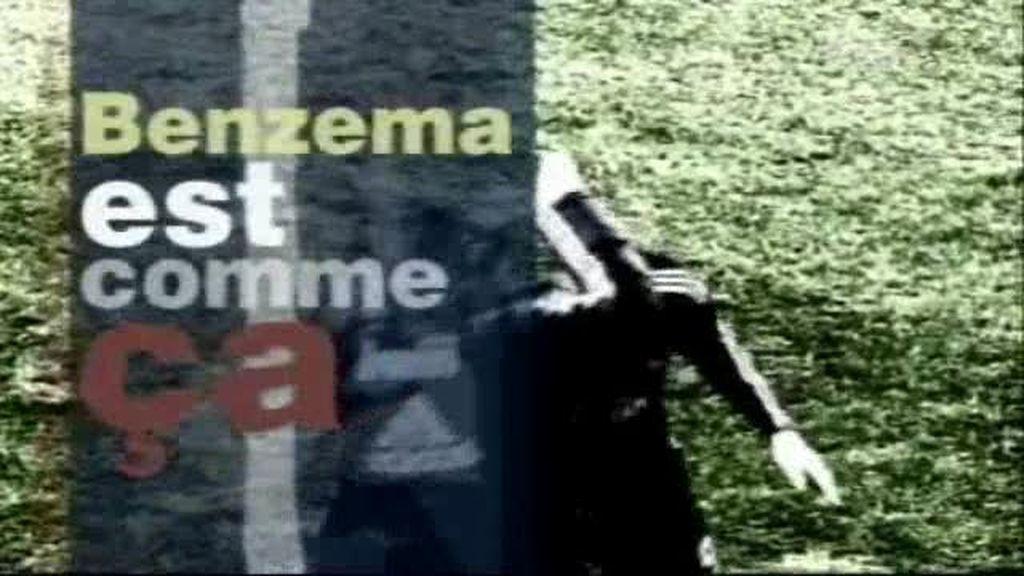 """Benzema """"est comme ça"""""""