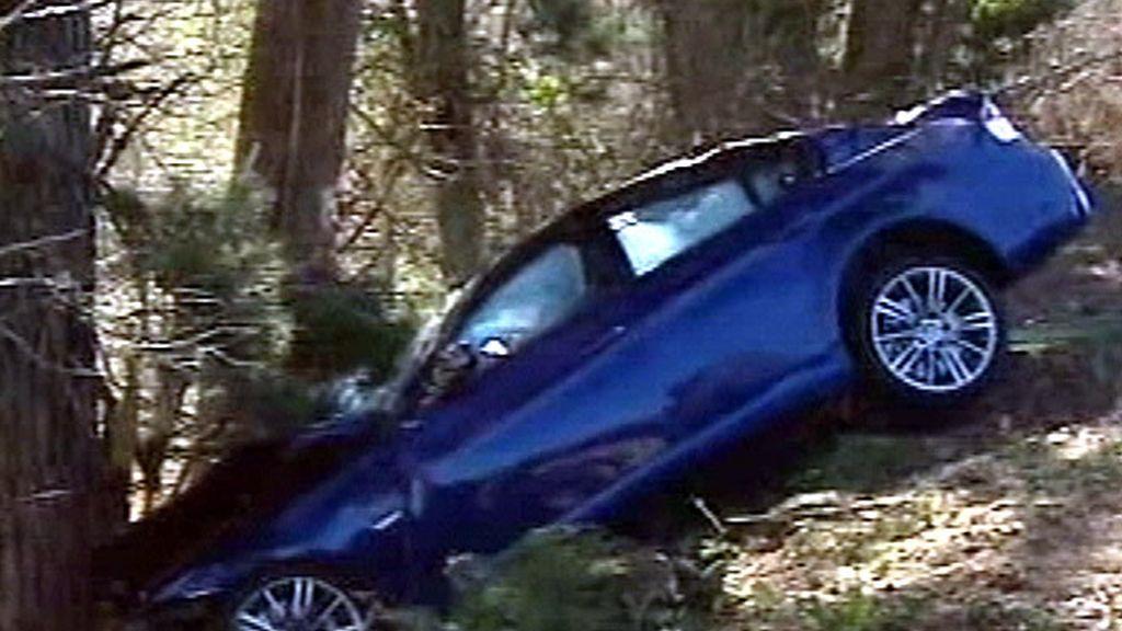 Cuatro muertos y un herido grave en un accidente de tráfico en A Coruña