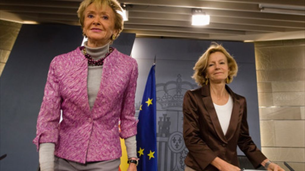 De la Vega y Salgado, tras el Consejo de Ministros