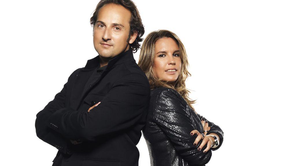Iker y Carmen