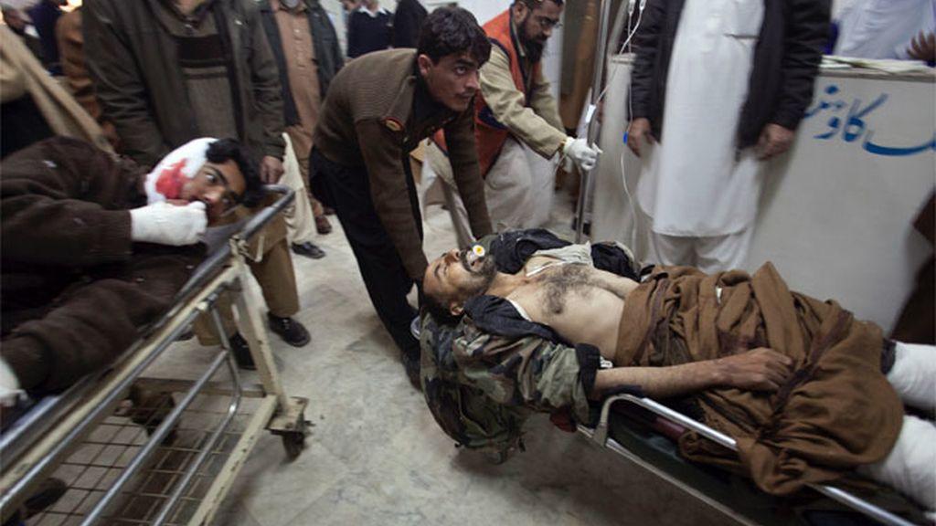 Al menos 40 muertos en un atentado en Pakistán
