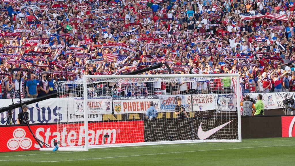 Estados Unidos se vuelca con la Copa América