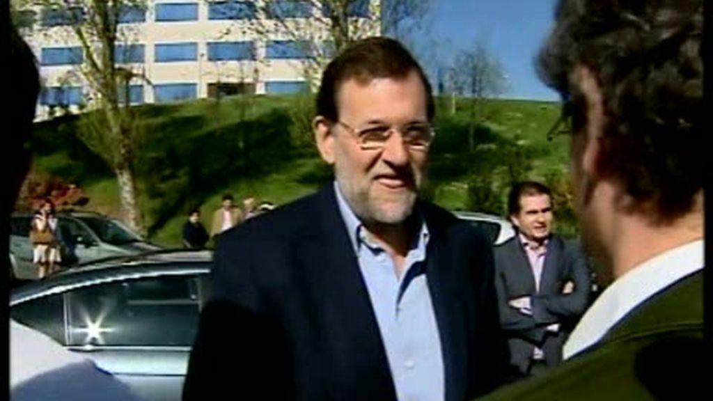 ¿Ha olvidado Rajoy la corrupción de su partido?