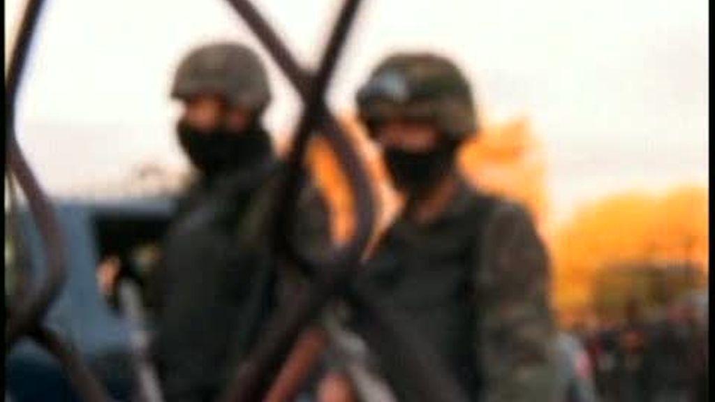 Ofensiva narco en México