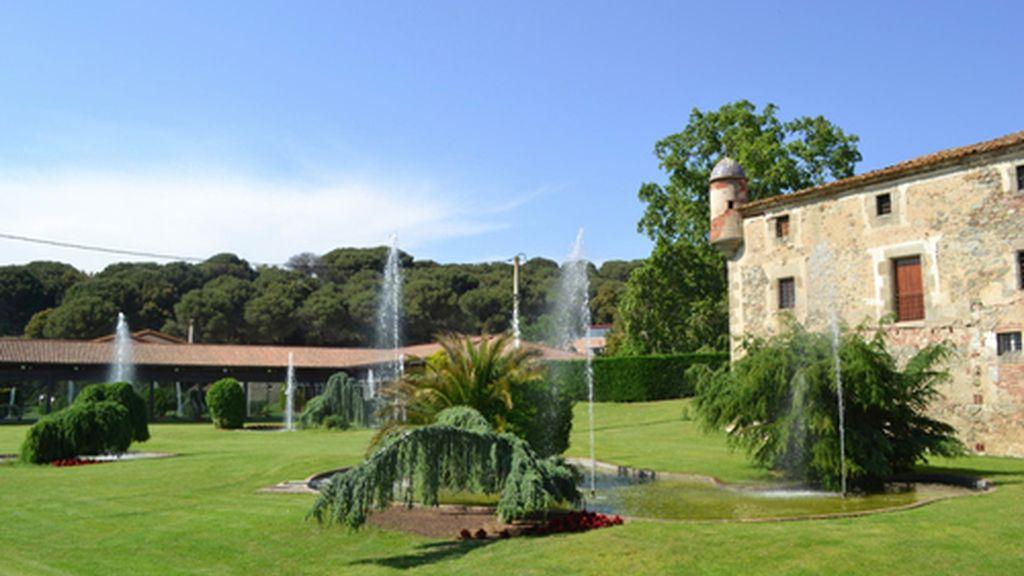 Se llama Mas Cabanyes, un caserío del S.XVI situado en Argentona (Barcelona)