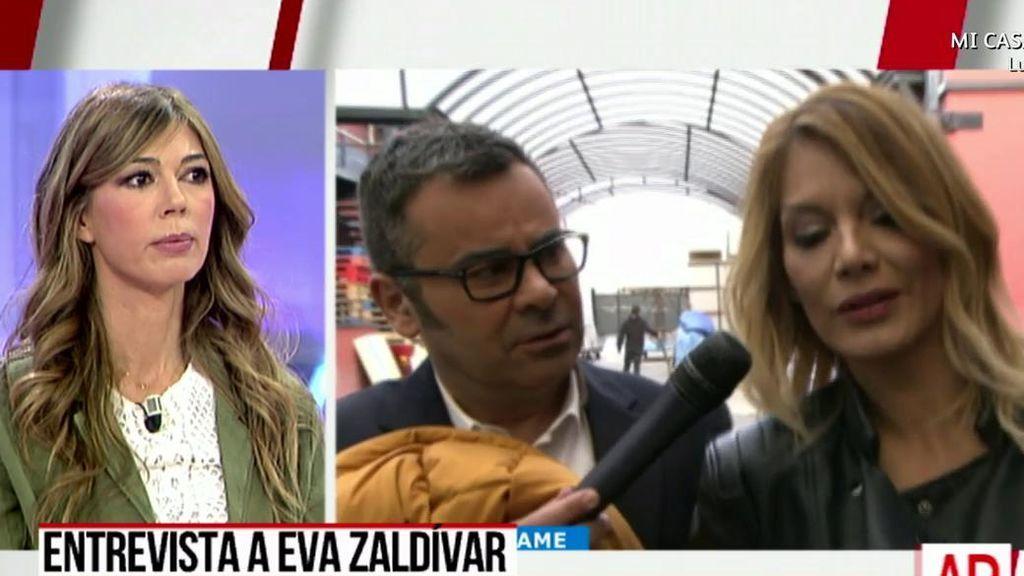 """Ivonne, de Eva Zaldívar: """"Ella sabe perfectamente muchas cosas que hemos hablado"""""""