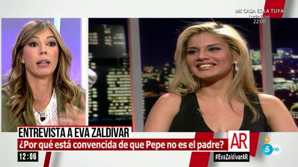 """Eva Zaldívar: """"He intentado comprender a Ivonne, pero siempre he tenido la duda"""""""