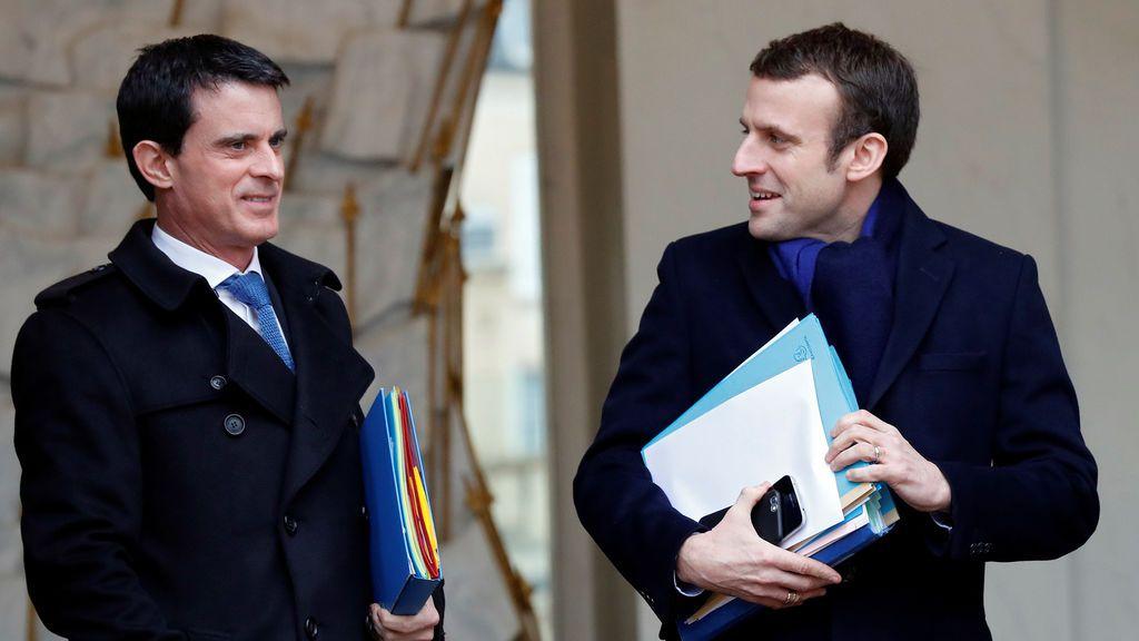 El socialista  Valls anuncia que votará al rival de su partido en las presidenciales