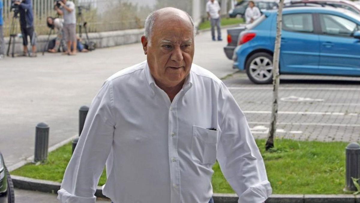 Amancio Ortega dona 320 millones a la sanidad pública para combatir el cáncer