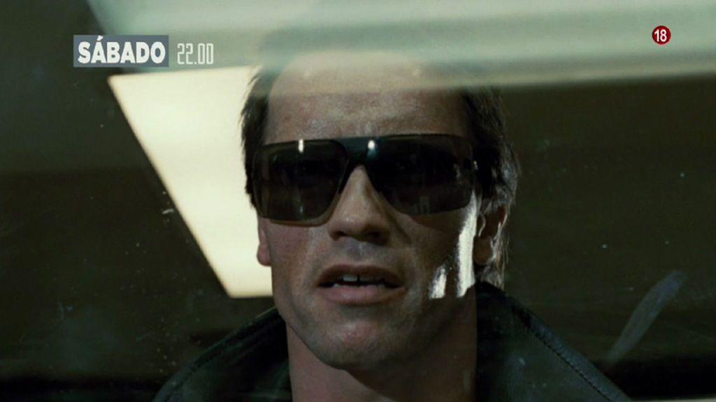 Arnold Schwarzenegger es 'Terminator', este sábado en Be Mad Movies