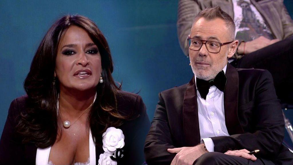 """Jordi: """"Aída, que es un monstruo televisivo (las dos cosas son verdad)..."""""""