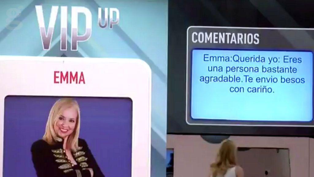 Emma: ni sí ni no, sino todo lo contrario