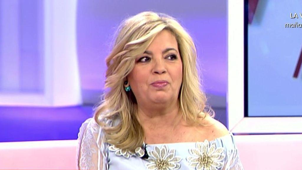 """Carmen: """"Edmundo va a Supervivientes para vivir la experiencia, no por el dinero"""""""