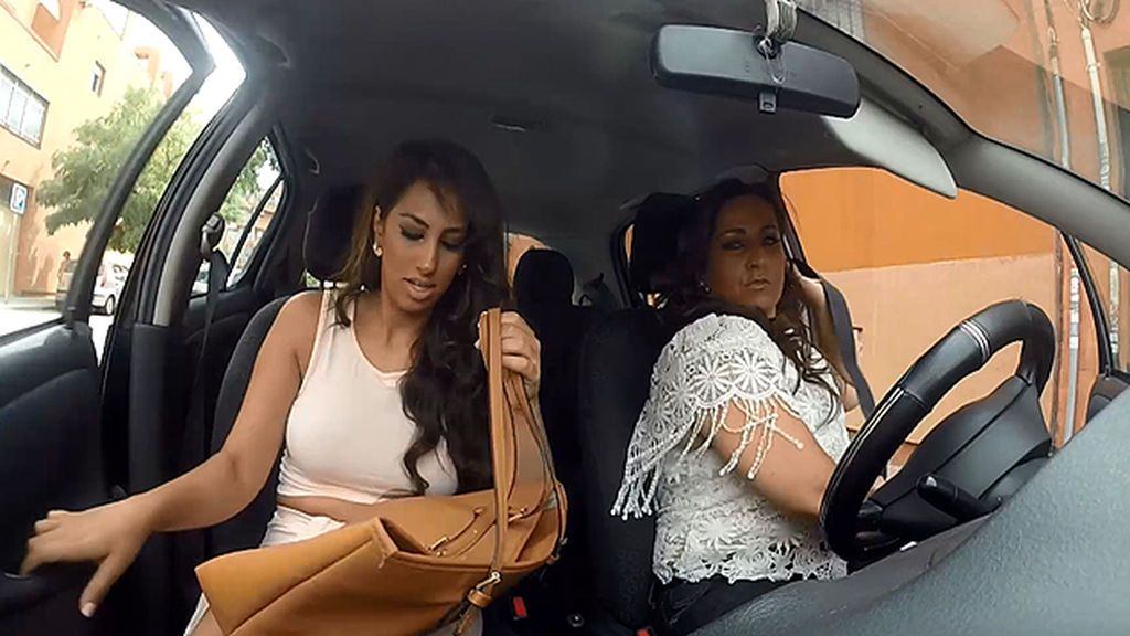"""Noemí pasa miedo cuando conduce su madre: """"Hace derrapes como el 'Vaquilla"""""""
