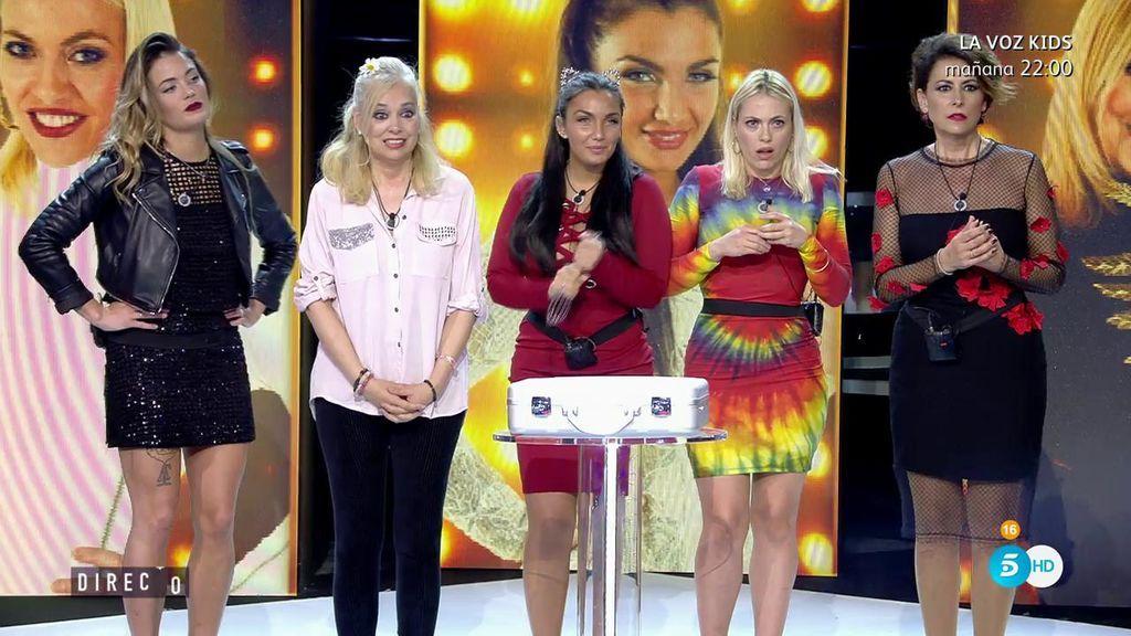 ¡Histórico!: Cinco mujeres se disputan el maletín de 'Gran Hermano VIP 5'