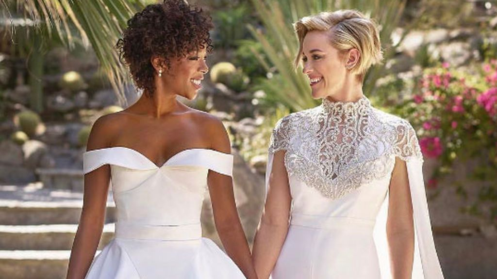 De la cárcel, al altar: la boda de Wiley y Morelli, de 'Orange is the New Black'