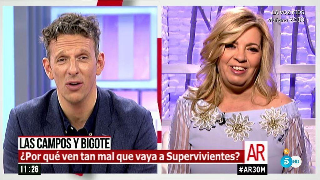 "Carmen Borrego: ""Puedo garantizar que Edmundo no ha pedido ni una peseta a Mª Teresa"""