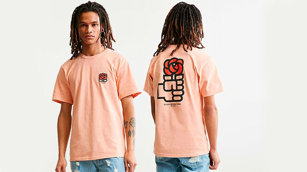 camiseta logo psoe
