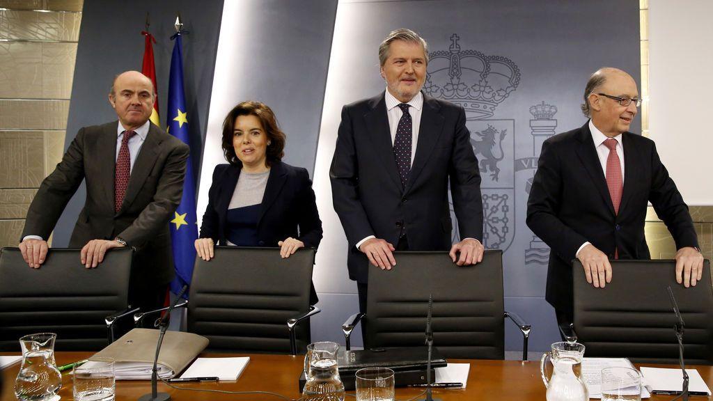El Consejo de Ministros aprueba los Presupuestos de 2017
