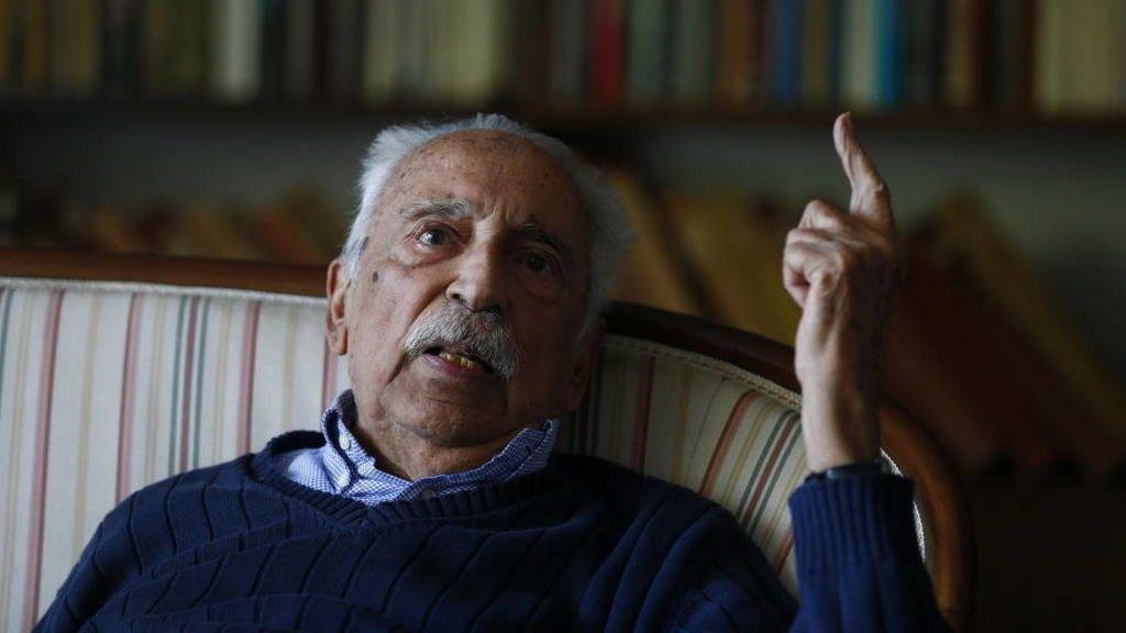 Muere el filósofo Salvador Pániker, fundador de Kairós y defensor pionero de la eutanasia