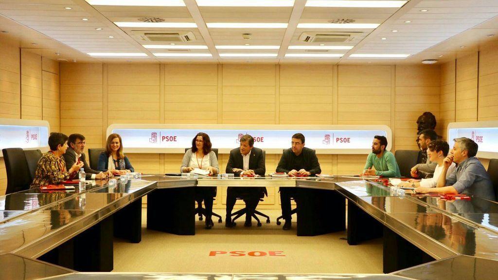 La Gestora del PSOE aprueba por unanimidad el calendario del 39 Congreso