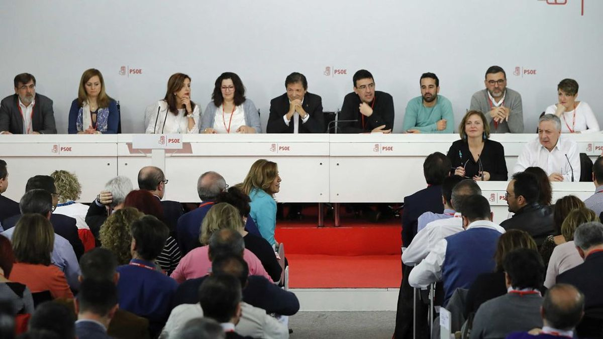 El PSOE fija el censo provisional para sus primarias en 177.902 militantes