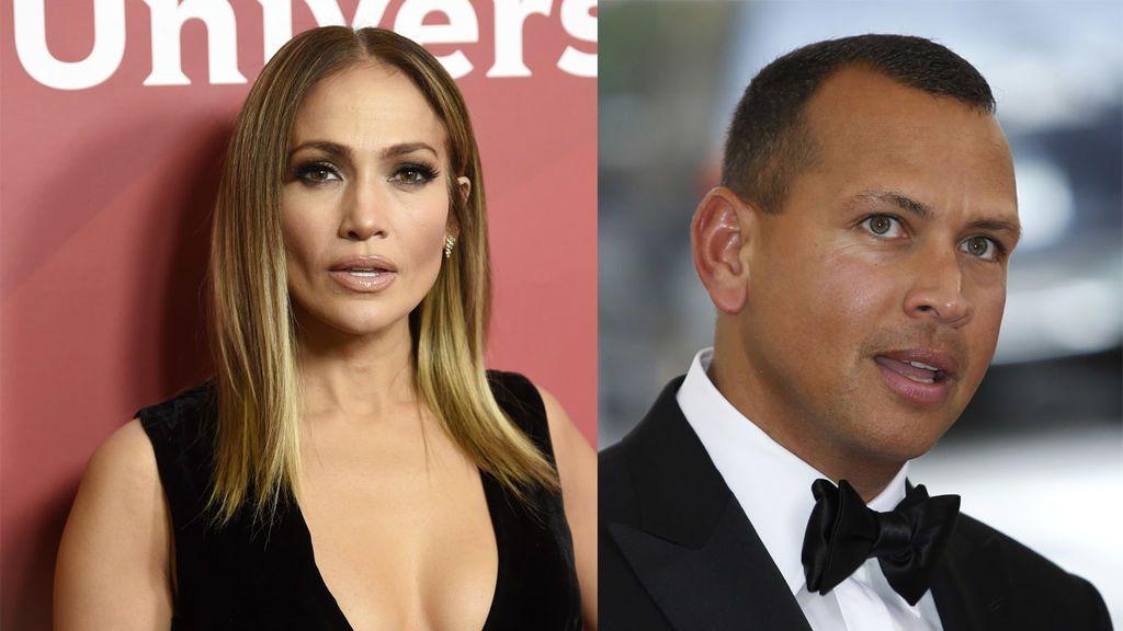 """Alex Rodriguez habla de su amor por Jennifer Lopez: """"Es muy sencilla"""""""