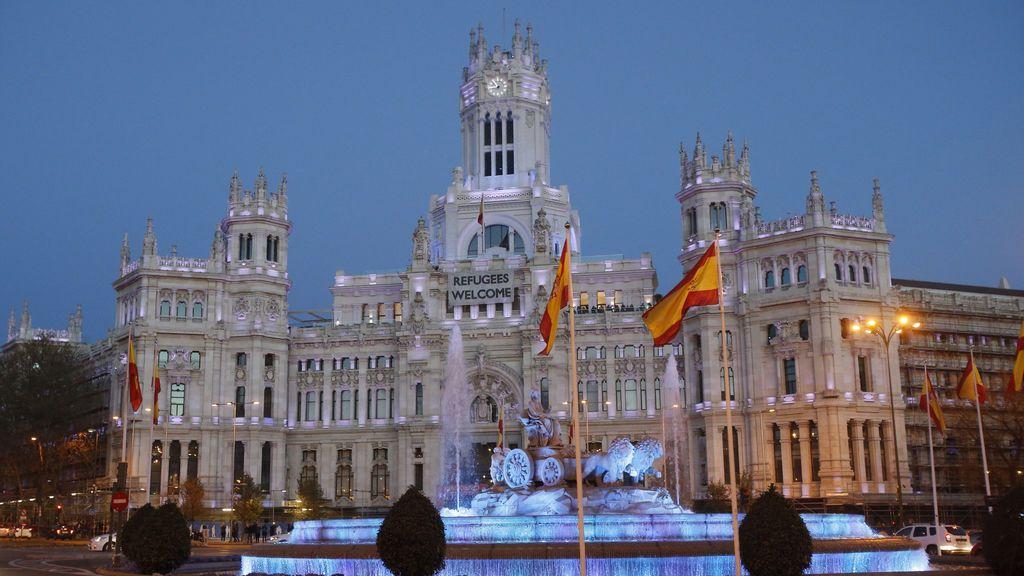 Monumentos y edificios de toda España se iluminan hoy de azul por el Día Mundial del Autismo