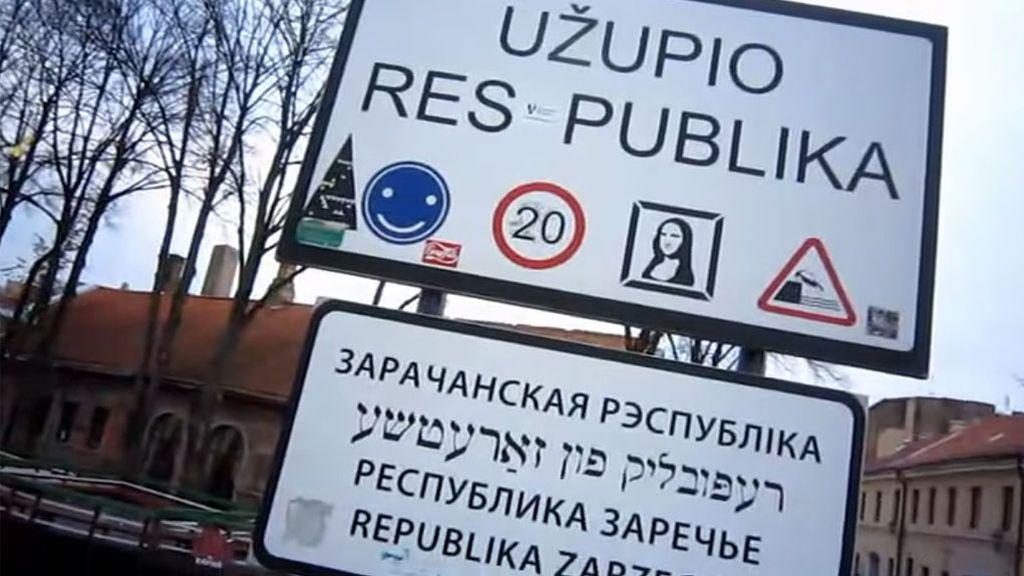 Uzupis, 20 años de república utópica lituana