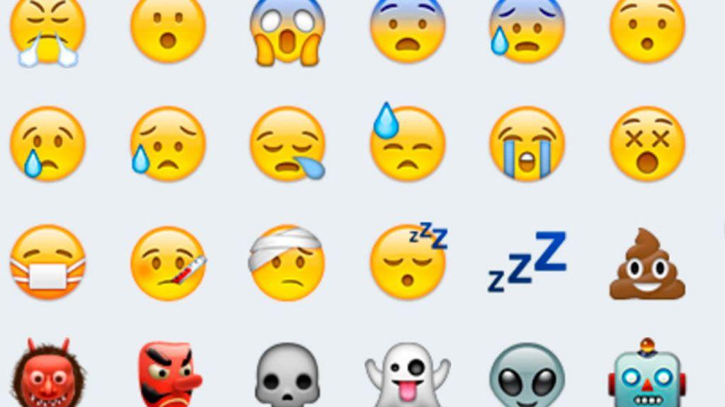 Si usas mucho este 'emoji' tal vez necesites ayuda