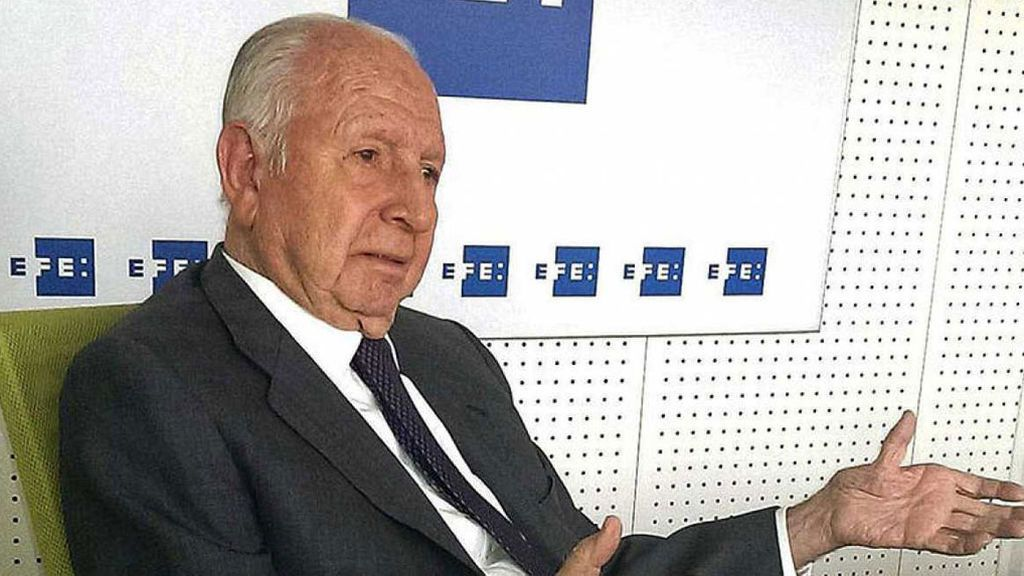 Muere el arquitecto Antonio Lamela, autor de la T4 y las torres Colón de Madrid