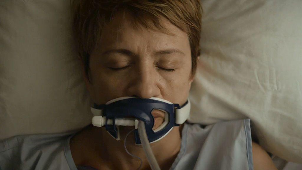 Alicia Castro despierta... ¿Recordará lo que le ha pasado?