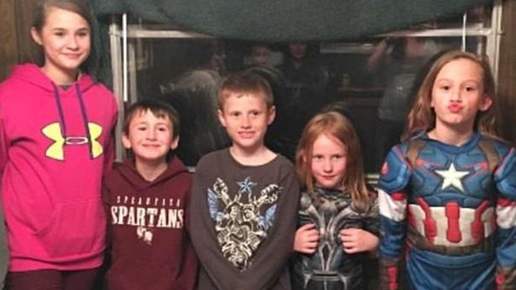 Cinco niños mueren en un incendio durante una fiesta de pijamas en Dakota del Sur