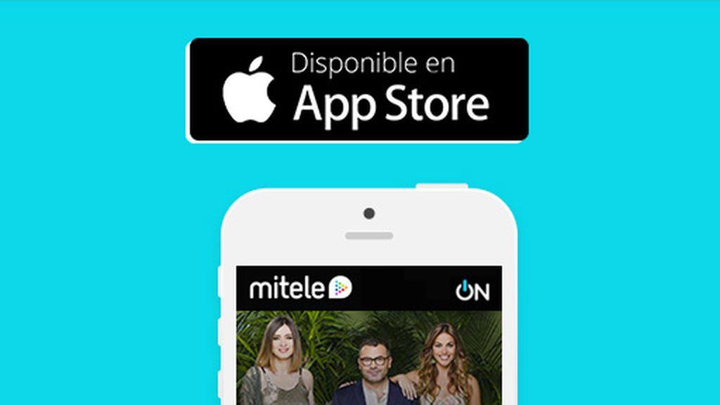 Vive Supervivientes desde la App de mitele